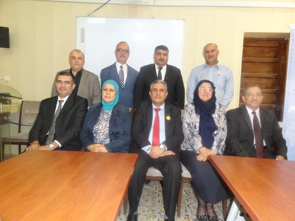 كلية الطب بجامعة بغداد تحتضن الاجتماع الاول  للجنة الوطنية لصياغة مخرجات التعليم لكليات الطب العراقية